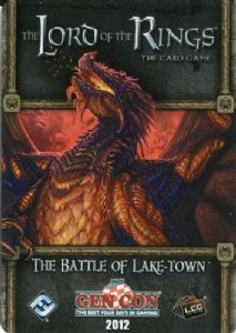 Lord of the Rings : The Card Game - Nightmare Decks - The Battle for Lake-town